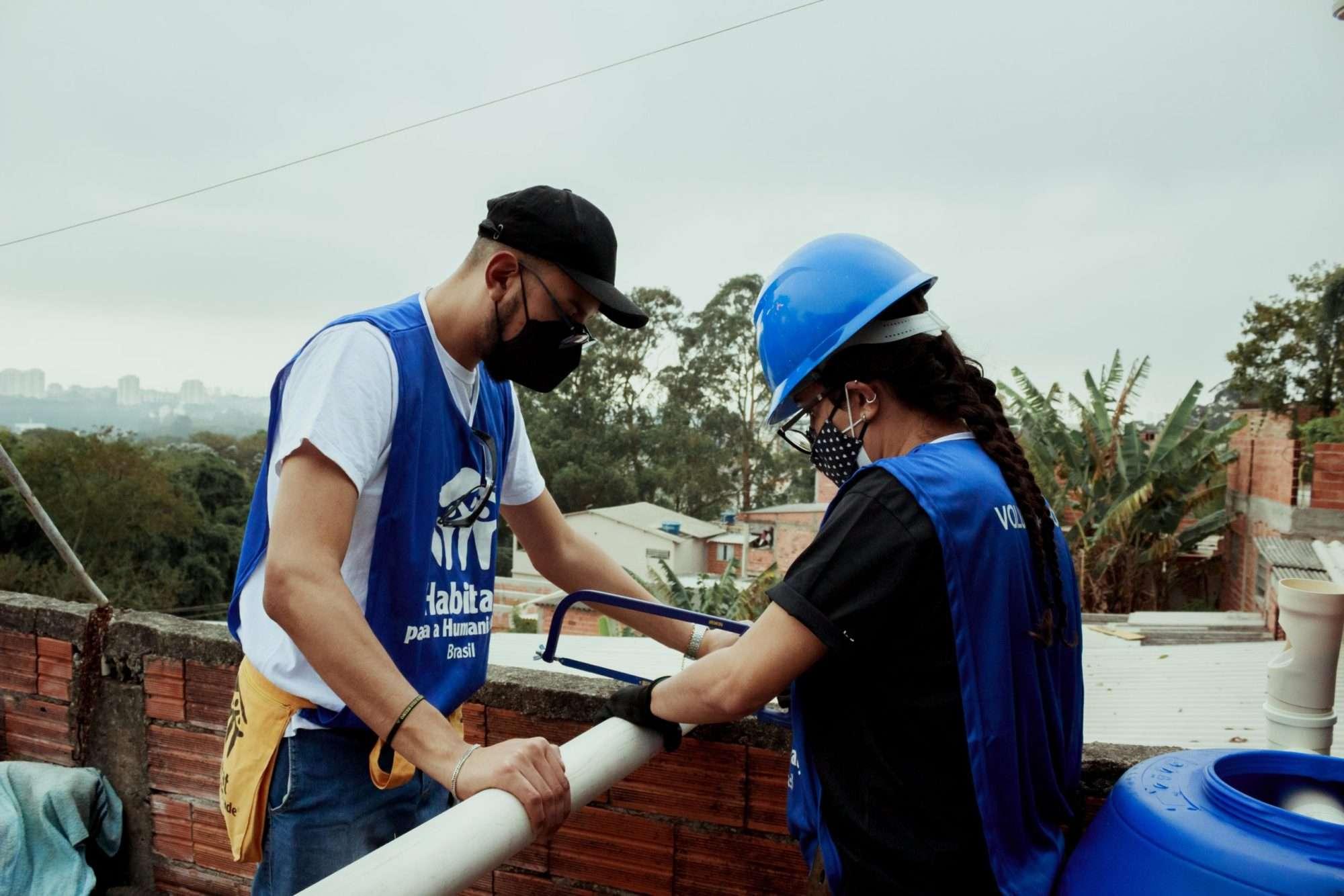 No Brasil, cadeia da construção gera 66 empregos a cada US $1 milhão investidos